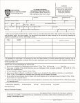 New York Rifle Shotgun Permit Application