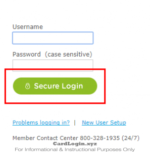 Alliant Visa Card login