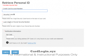 Forgot Amalgamated Bank Personal ID