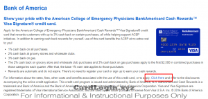 Apply for ACEP credit card