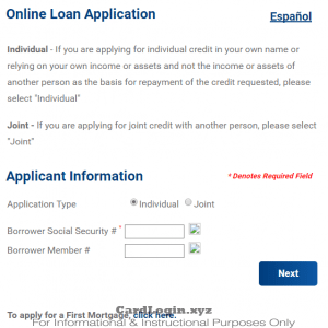 Apply for AgFed Classic Visa card