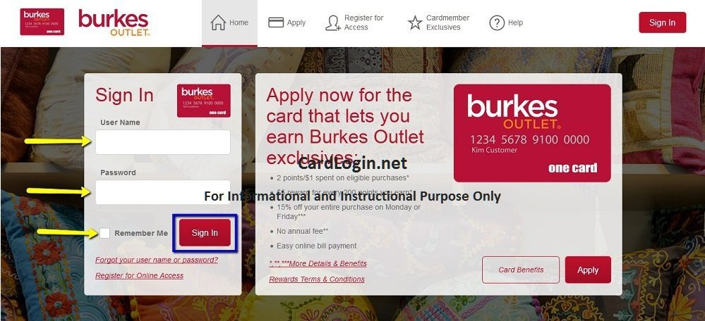 Burkes_Outlet_Credit_Card_Login