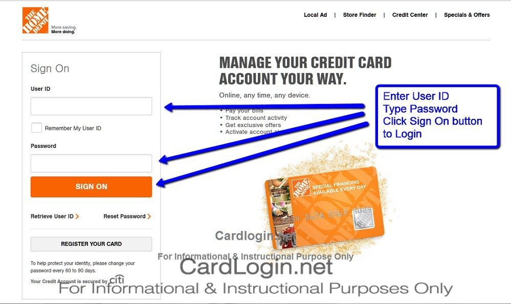 Home_Depot_Consumer_Credit_Card_Login_Page