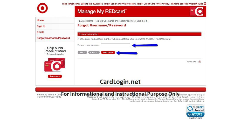 Target_Redcard_Credit_Card_Forgot_Username_and_Password